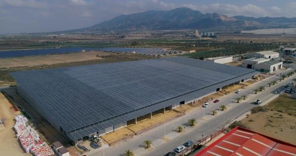Cubierta Solar Alhama de Murcia