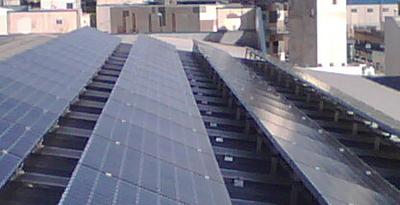 Instalación fotovoltaica almoradi (alicante)