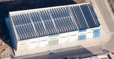 Instalación fotovoltaica picassent (valencia)